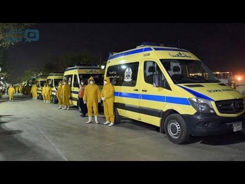 حصيلة ضحايا الاسعاف في ظل جائحة كورونا