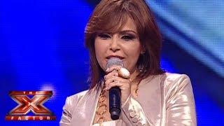 مروى أحمد - العروض المباشرة - الاسبوع 5 - The X Factor 2013