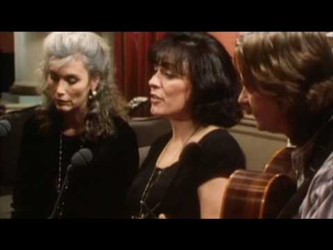 Still from The Loving Time (with Emmylou Harris) video