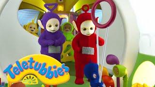Teletubbies Nederlands  De grootste en de kleinste  kinder programmas  tekenfilms  animatie ▻Abonneren:...