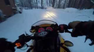 8. 2005 REV 600 SDI Adrenaline - Snowmobiling - Feb 15, 2015
