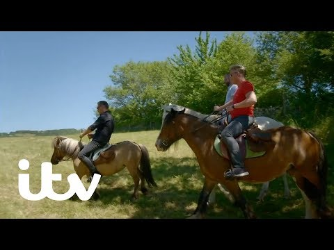 Gordon, Gino and Fred: Road Trip | Gino Gets His Own Little Ride | ITV
