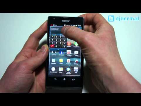 how to fix sony xperia sp camera