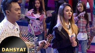 Video Duet Keren Gio Feat Mega Zigaz 'Jangan Menangis' Dahsyat 4 Feb 2016 MP3, 3GP, MP4, WEBM, AVI, FLV April 2019