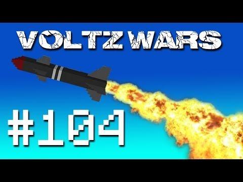 Minecraft Voltz Wars - Autofarming! #104
