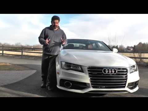 2014 Audi A7 TDI Review – MPG Road Test (with 0-60 MPH)