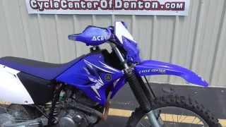 4. 2009 Yamaha TT-R 230