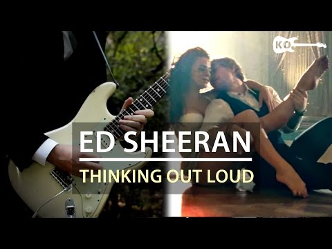 Ed Sheeran – Thinking Out Loud – Electric Guitar Cover by Kfir Ochaion