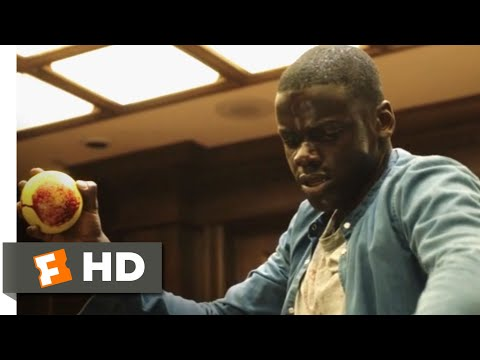 Get Out (2017) - Saved by Cotton Scene (8/10) | Movieclips