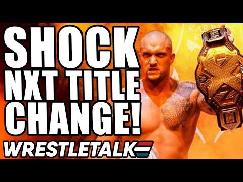 NEW NXT Champion! Karrion Kross INJURED?! NXT TakeOver: XXX Review | WrestleTalk