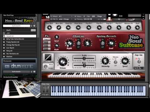 neo soul keys 3x