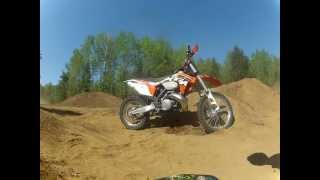 5. 2012 KTM 300 XC