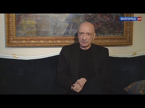 Саид Багов, заслуженный артист Российской Федерации