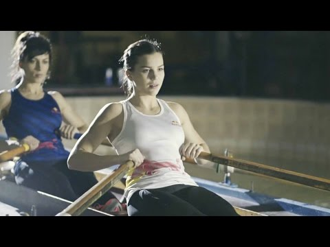 Training for the Gold w/ World Rowing Champions