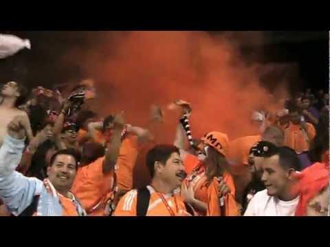 Video - The North End - Dynamo @ Sporting KC - 11/06/2011 Game Day - The North End - Houston Dynamo - Estados Unidos
