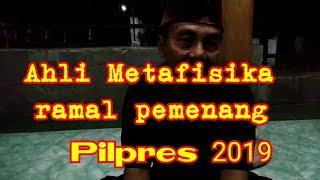 Video Siapakah pemenang Pilpres 2019 menurut ahli Metafisika? MP3, 3GP, MP4, WEBM, AVI, FLV Oktober 2018