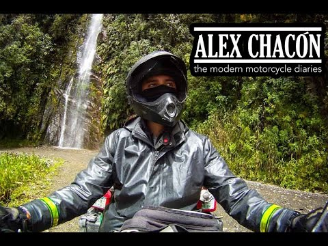 Motorcycle - Alaska to Argentina in 500 Days, the sights and roads of a motorcycle journey, a one man video documentary of the craziest, most beautiful and intense roads ...
