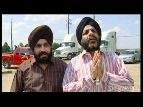 Ghuggi Comedy Films - Ghasita Hawaldar Santa Banta Frar - Part 8 Of 8 - Superhit Punjabi Movie