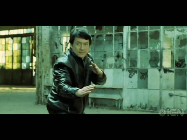 Jackie Chan Hates Kids