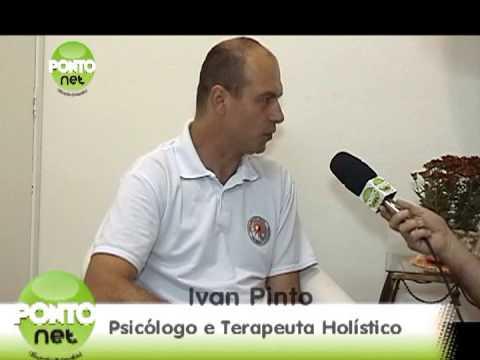 Ricardo Orlandini entrevista o psicólogo Ivan Pinto