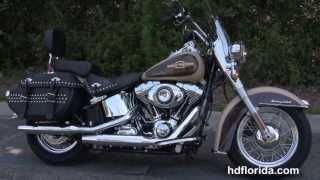 7. New 2014 Harley Davidson FLSTC Softail Heritage Classic review