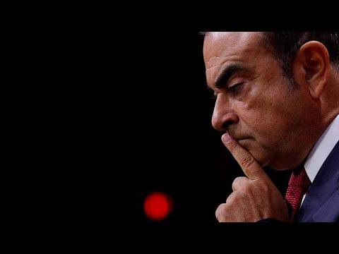 Σκάνδαλο Nissan: Παρατείνεται η προφυλάκιση του πρώην ισχυρού CEO…