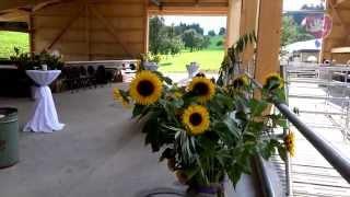 Hochzeit ♥ Heiraten auf dem Bauernhof in Meierskappel - Hochzeitsdj Dubi