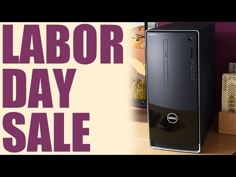 Labor Day Sale: Save $220 on a New Inspiron Desktop with Intel i5 12GB, 1TB $479.99 w/ free shipping