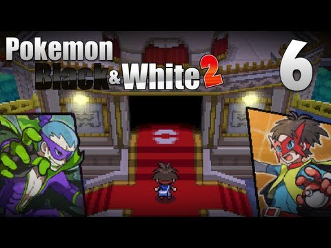Pokémon Black & White 2 - Episode 6