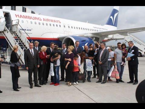 السوريون في ألمانيا ينقذونها من خلل ديمغرافي خطير !!