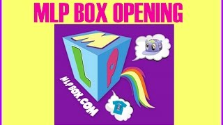 Hello princesses and welcome back :) Guess what we are opening today?! MLP Box YES!!! If you want to get your own just box Here is the link :D http://mlpbox.com/ Please don't forget to like and share this video :) I hope you enjoy this video !~~~~~~~~~Follow me on~~~~~~~~~~~Facebook: https://www.facebook.com/pages/Fairly...Instagram:https://instagram.com/fairlyevi/Twitter:https://twitter.com/fairlyevi~~~~~~~~~~~~~~~~~~~~~~~~~~Thank you princesses for watching ❤️Remember Dreams do Come True!!_________Videos you will like ___________New Shopkins Go Shopping Card Game by Moose Toys Review https://www.youtube.com/watch?v=K1q-n...Shopkins Season 3 Food Fair Playset Sweet Treats Exclusive Shopkins Cupcake Collection Playset https://www.youtube.com/watch?v=oCueJ...Opening Shopkins Cool Casual Collection Playset Season 3 Fashion Spree https://www.youtube.com/watch?v=4ATzW...Opening Shopkins trading cards Deluxe Packs Bullsitoy https://www.youtube.com/watch?v=AHRCw...Shopkins Season 3 Playset Ballet Collection Fashion Spree w/ Exclusive Piano Music Box Toy Unboxing https://www.youtube.com/watch?v=hb8JF...Shopkins Stacking Challenge!! https://www.youtube.com/watch?v=vvFQZ...Shopkins Season 3 Mega 20 Pack Opening! https://www.youtube.com/watch?v=BPHCn...ALL NEW SHOPKINS - COLLECTOR TRADING CARDS OPENING! By Bulls-i-Toy https://www.youtube.com/watch?v=JHhnP...SHOPKINS SEASON 3 - Blind Baskets Plus 5 pack Opening https://www.youtube.com/watch?v=x_b5j...Fairly Evi is a SUPER FUN KID FRIENDLY channel for kids of ALL ages to watch! I like to review and open  Princess Dolls,Play Doh, Spongebob, Angry birds, Barbie, My little pony, LEGO, Talking Tom, Kinder surprise eggs with collecting toys inside, Orbeez sets, Cinderella, despicable Me, Minions, Shopkins. PeppaPig Pocoyo Bubble Guppies!!! I love Play Dough, DisneyFrozen, DisneyPrincess, GlitterGlider dolls, MagiClip dolls, Shopkins, , Hello Kitty ハローキティ, Sofia the First, BARBIE バービーPlease SUBSCRIBE Don't forget to  Like, Follow and
