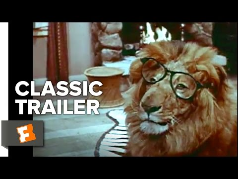 Clarence, The Cross-Eyed Lion (1965) Official Trailer - Marshall Thompson Animal Movie HD