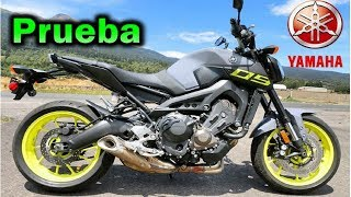 8. Yamaha FZ-09 / MT-09 EDICIÓN ESPECIAL  Y  FULL SYSTEM TWO BROTHERS Review en Español 😎