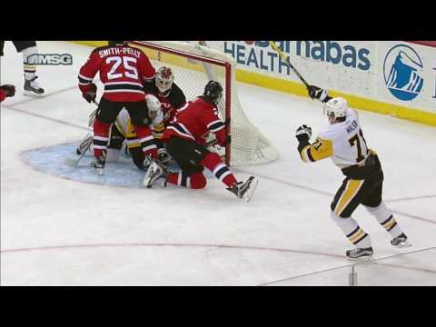 Video: Milestone: Malkin's 15th of the season is his 800th career point
