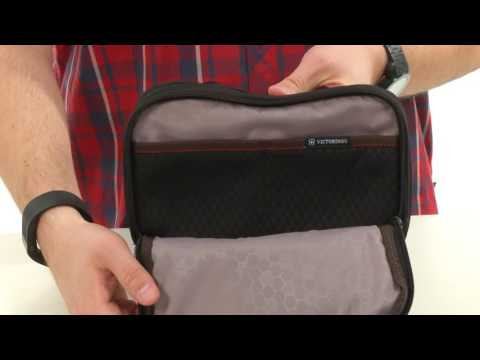 Victorinox Slimline Bifold Toiletry Kit  SKU:8750133