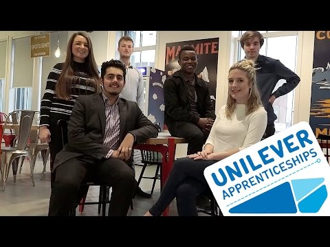 Unilever - Apprentices Overview