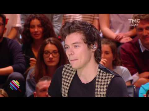 Harry Styles Interview in Quotidien (w/ English Translation)