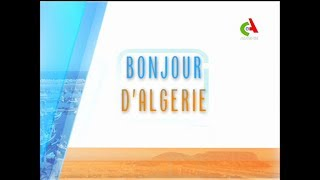 Bonjour d'Algérie du 22-06-2019 Canal Algérie