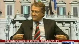 Alfonso Luigi Marra a Canale Italia 07/07/2011