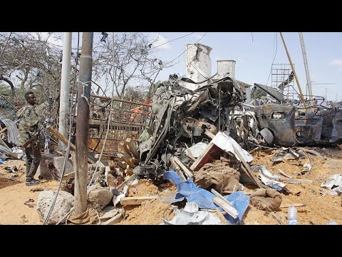 Somalia: Mehr als 75 Tote durch Bombe in Mogadischu