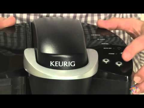 Keurig Elite B40 Single Cup Coffee Maker – Product Review Video