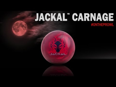 MOTIV Jackal Carnage Video Bowling Ball review
