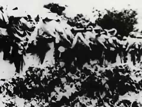 Phim tài liệu trắng đen Chiến thắng Điện Biên Phủ 07.05.1954