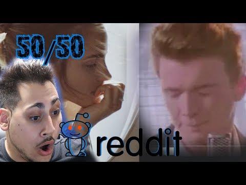Reddit wtf - WTF IS HAPPENING?!?! - REDDIT 50/50 GONE WRONG