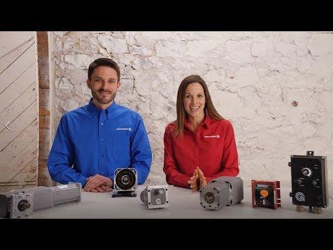Gear Motor Basics | Matching Gear Motors - Integrated Solutions
