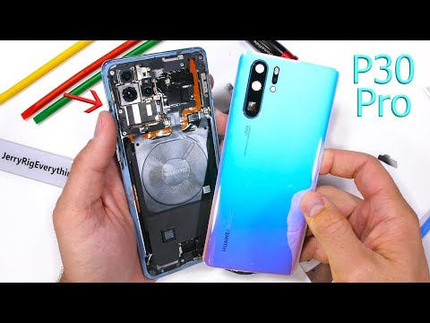 Huawei P30 Pro Teardown! - How does a 'Periscope Camera' work?