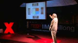 Values that shape complex systems: Lalit Kumar Das at TEDxIIMShillong