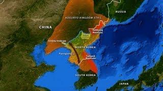 North Korea - Geography