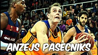 Watch Anzejs Pasecniks mixtape highlights mix. Anžejs Pasečņiks is international 7'2'' inches NBA draft prospect 2017 from Latvia and he playing basketball in Spanish league with Gran Canaria jersey. Watch Anzejs Pasecniks dunks, blocks, strengths, attacking and defensive skills and more.Like, Share, Comment and Subscribe to our channel for more videos!Click to subscribe: http://bit.ly/2jFUtyh