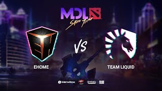 EHOME vs Team Liquid, MDL Macau 2019, bo1, [Jam & Lost]